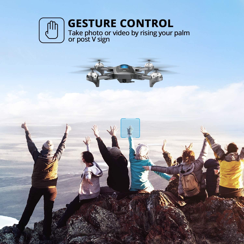 DEERC D10 Gesture Control