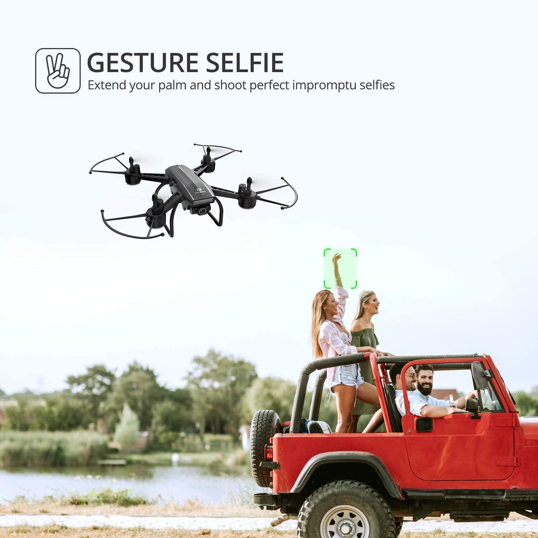 DEERC D50 Gesture Selfie