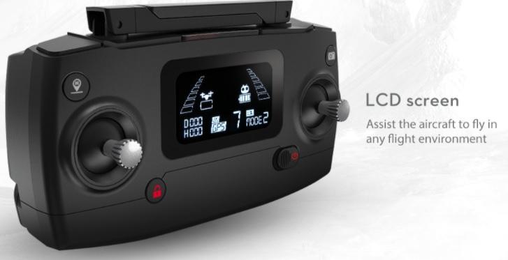MJX B20 Remote Control LCD Screen