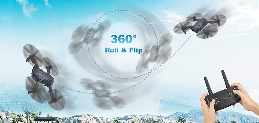 ORRENTE Drone 360 Flips