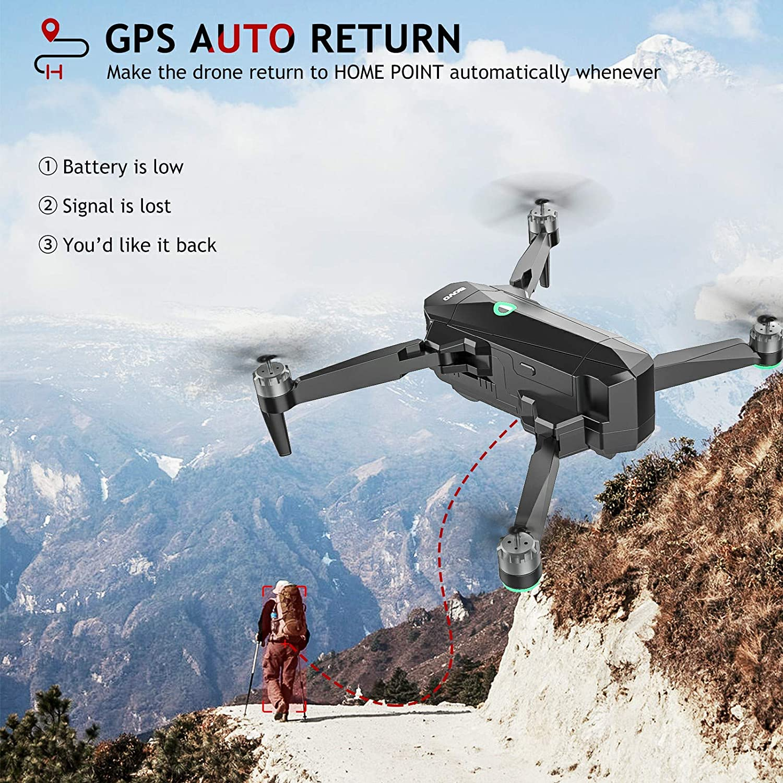 AOVO 4K GPS Auto Return Home