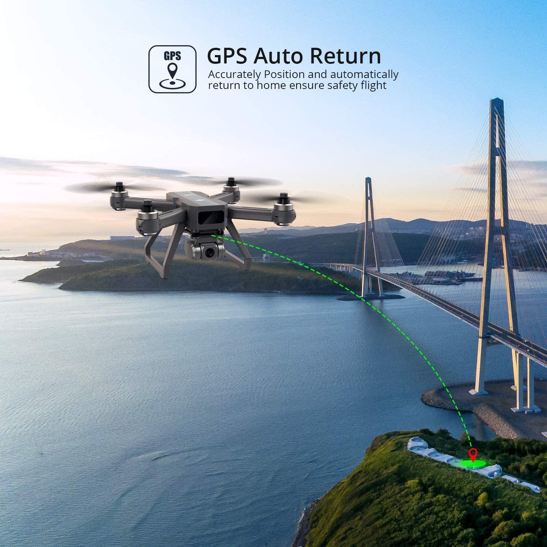 DEERC D15 GPS Auto Return