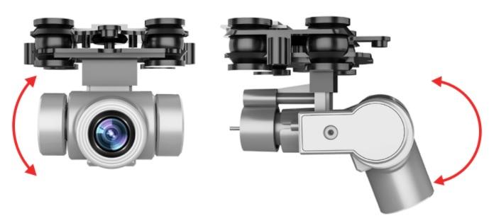 LYZRC L106 Pro 2-Axis Gimbal