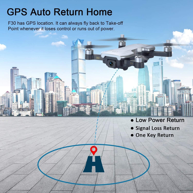Contixo F30 GPS Auto Return Home