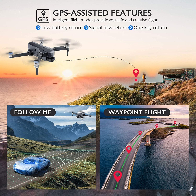 Ruko F11 GIM GPS Auto Return