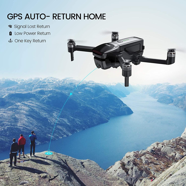 Potensic D68 GPS Auto Return Home