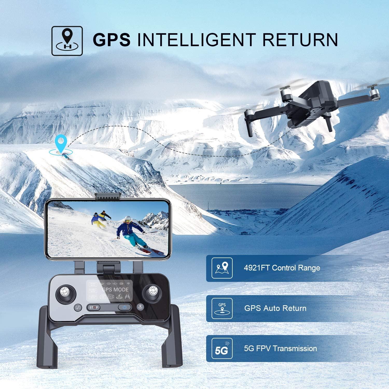 DEERC DE22Pro GPS Auto Return