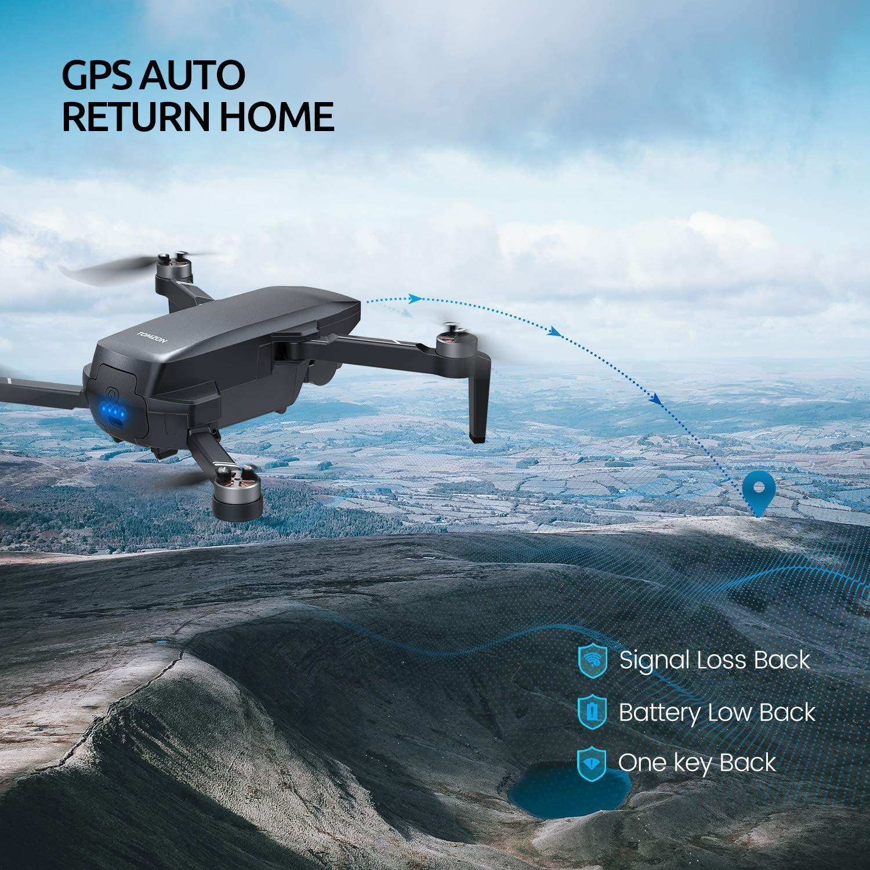Tomzon D40 GPS Auto Return Home