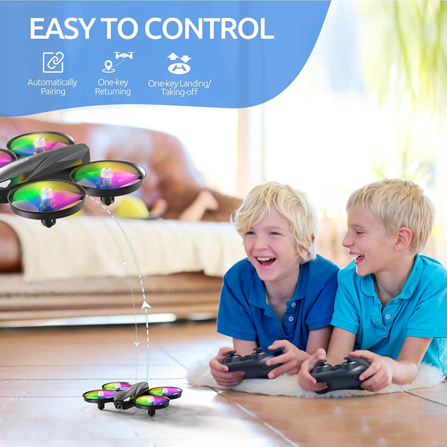 Tomzon A31 Easy To Control Drone