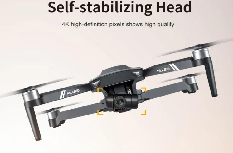 JJRC X19 Self Stabilizing Head