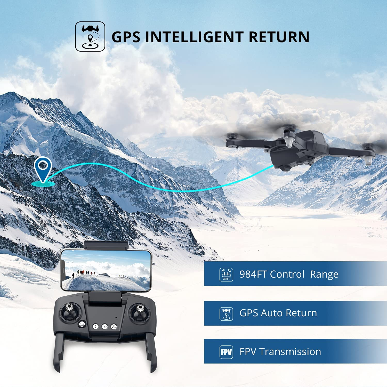 Holy Stone HS175D GPS Intelligent Return