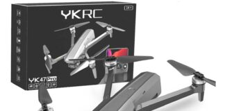 YKRC 47 Drone