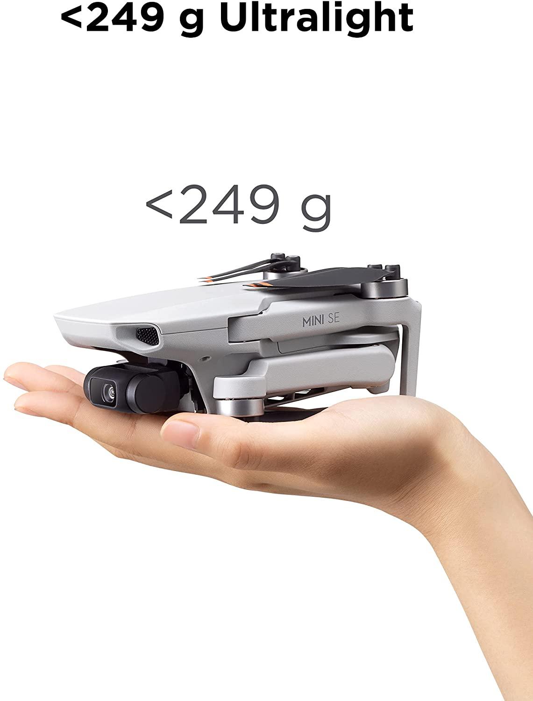 DJI Mini SE - Weight