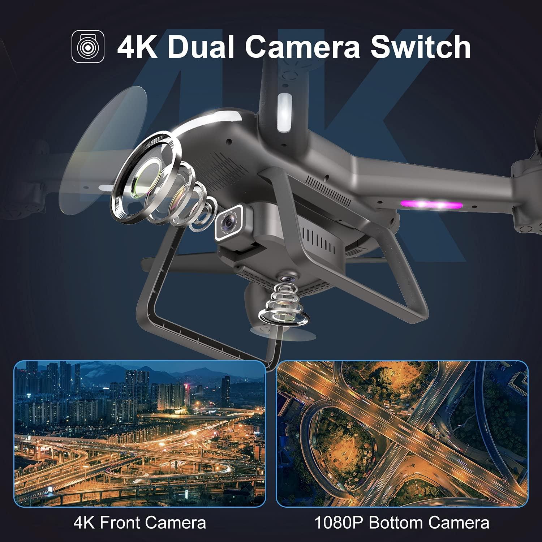 LOPOM X11-GPS X2 Dual Camera