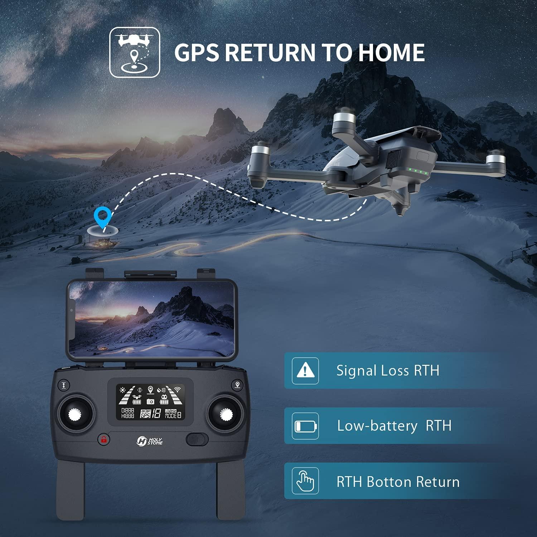 HS 710 GPS Auto Return Home