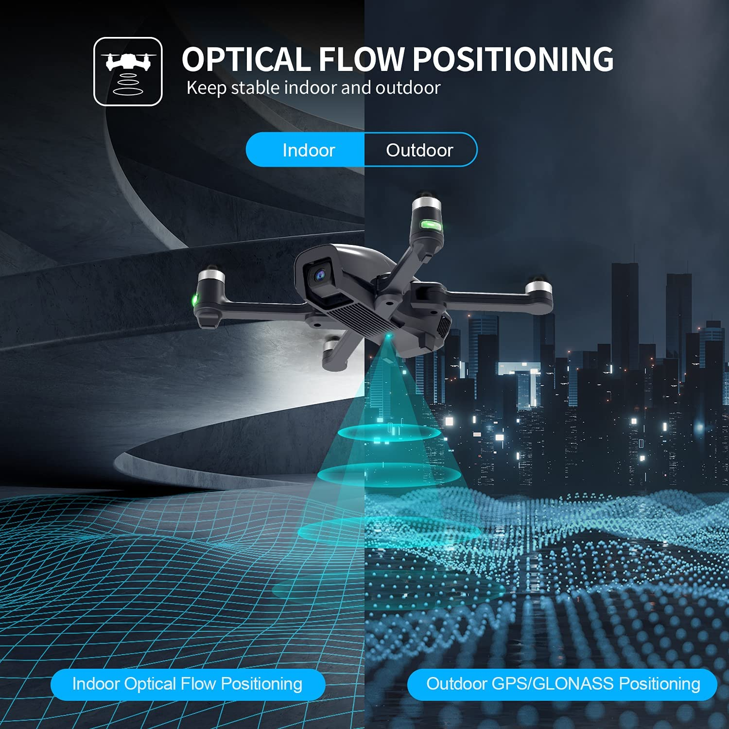 HS 710 Optical Flow Positioning