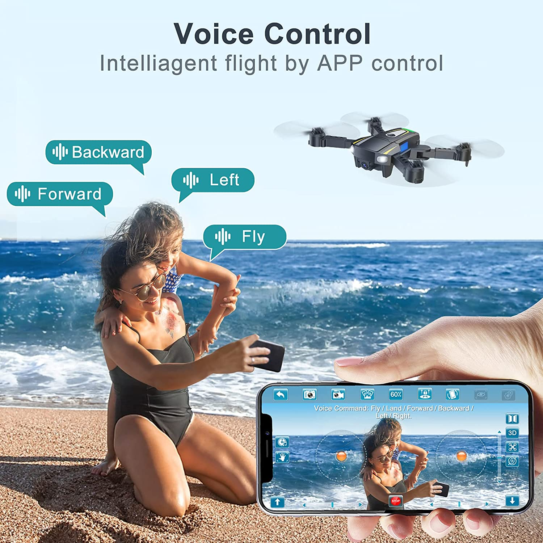 SANROCK H859 Voice Control